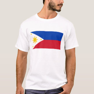 Camiseta T-shirt de Filipinas