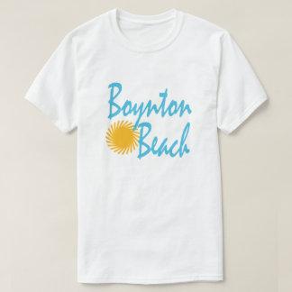 Camiseta T-shirt de Florida da praia de Boynton