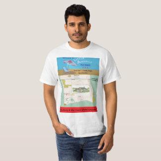 Camiseta T-shirt de FOTNPRL Lil América