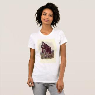 Camiseta T-shirt de Fraser do clã