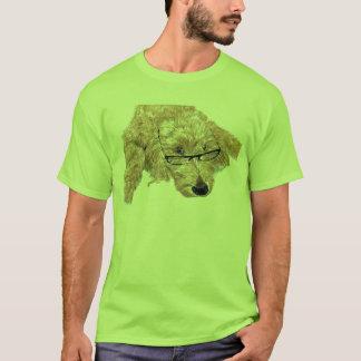 Camiseta T-shirt de Goldlendoodle Stella