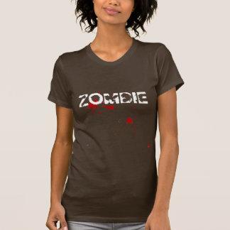 Camiseta T-shirt de Gore do zombi