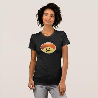 Camiseta T-shirt de grito de Emoji do turbante de Guru da