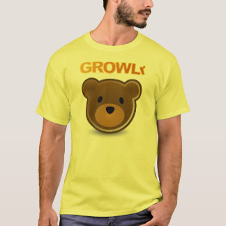 Camiseta T-shirt de GROWLr