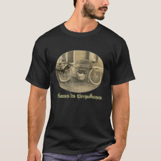 Camiseta T-shirt de Harley-Davidson do vintage