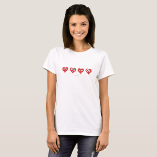 Camiseta T-shirt de Heartmojis