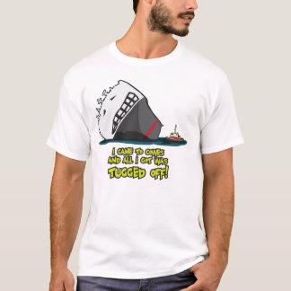 Camiseta T-shirt de Hoegh Osaka (texto amarelo)