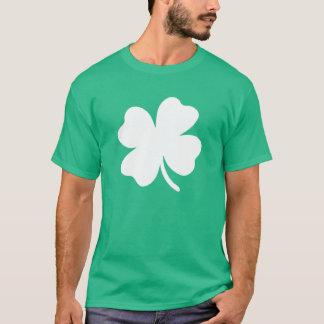 Camiseta T-shirt de Ireland do Dia de São Patrício do trevo