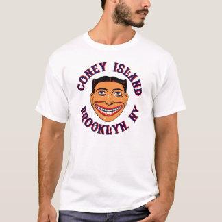 Camiseta T-shirt de Jack Coney Island Brooklyn da corrida