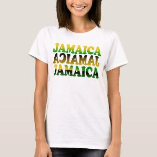 Camiseta T-shirt de Jamaica Jamaica Jamaica