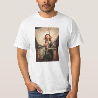 Camiseta T-shirt de Jeanne D'Arc