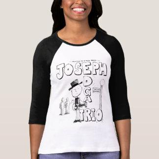 Camiseta T-shirt de Joseph Edgar do trio
