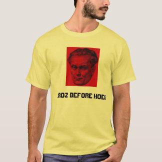 Camiseta T-shirt de Josip Broz Tito - Broz antes dos Hoes