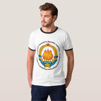 Camiseta T-shirt de Jugoslávia (SFRJ/SFRY)