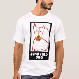 Camiseta T-shirt de Junkyard Dog por Mandee