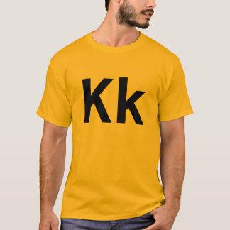 Camiseta T-shirt de K