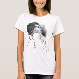 Camiseta T-shirt de Keats