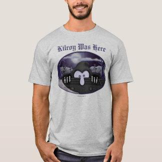 Camiseta T-shirt de Kilroy do Ceifador