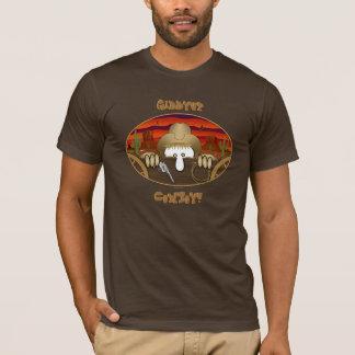 Camiseta T-shirt de Kilroy do vaqueiro