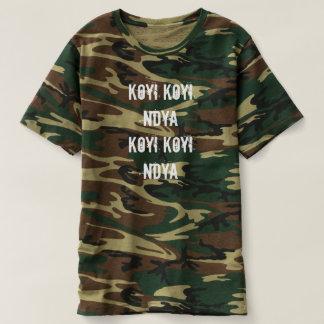 Camiseta T-shirt de Koyi Koyi
