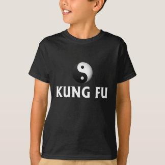 Camiseta T-shirt de Kung Fu