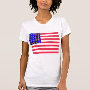 Camiseta T-shirt de Landon Donovan EUA