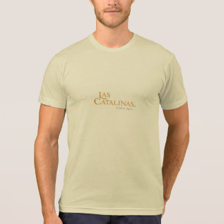 Camiseta T-shirt de Las Catalinas