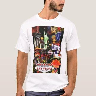 Camiseta T-shirt de Las Vegas