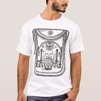 Camiseta T-shirt de Lavagem-Abril