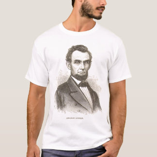 Camiseta T-shirt de Lincoln