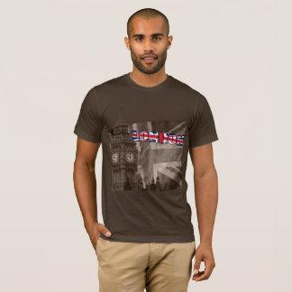 Camiseta T-shirt de Londres Big Ben