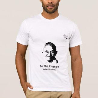 Camiseta T-shirt de Mahatma Gandhi - II