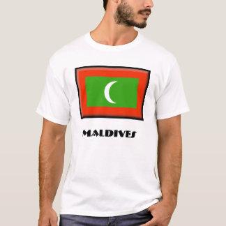 Camiseta T-shirt de Maldives