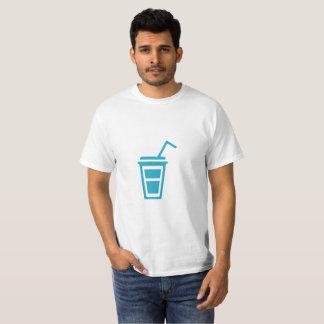 Camiseta T-shirt de marcagem com ferro quente dos serviços