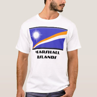 Camiseta T-shirt de Marshall Islands