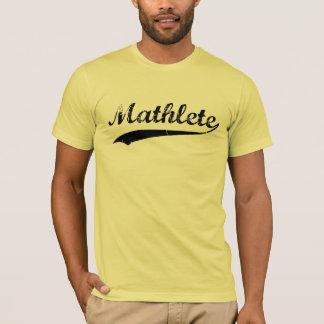 Camiseta T-shirt de Mathlete