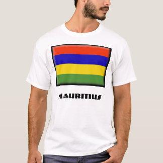 Camiseta T-shirt de Maurícia