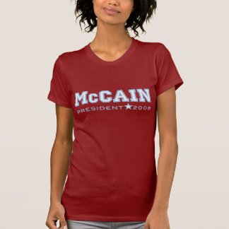 Camiseta T-shirt de McCAIN