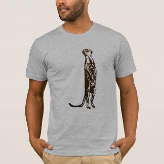 Camiseta T-shirt de Meerkat