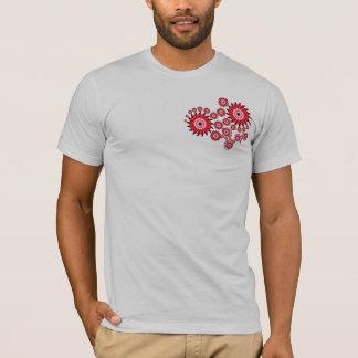 Camiseta T-shirt de Mekanoz