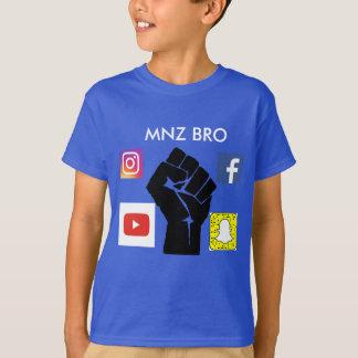 Camiseta T-shirt de MNZ BRO