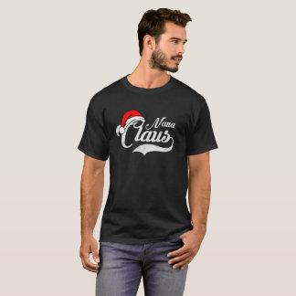 Camiseta T-shirt de Nana Claus