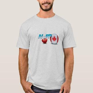 Camiseta T-shirt de NAPP Canadá