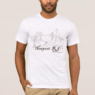 Camiseta T-shirt de Newport RI