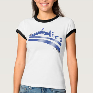 Camiseta T-shirt de Nicarágua