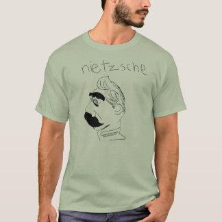 Camiseta T-shirt de Nietzsche