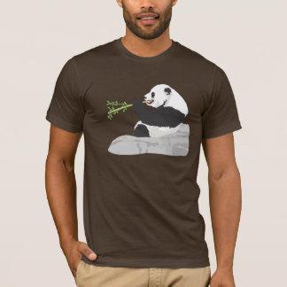 Camiseta T-shirt de Nom da panda