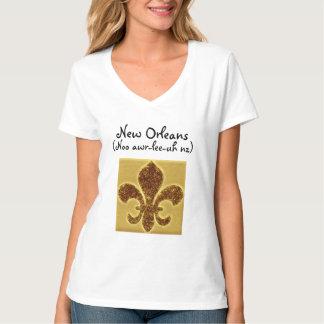 Camiseta T-shirt de Nova Orleães
