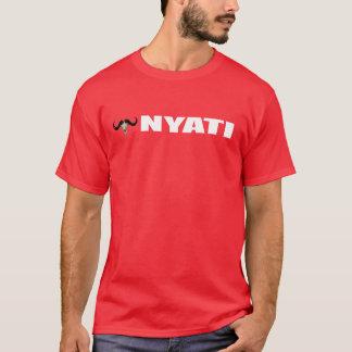 Camiseta T-shirt de Nyati - VERMELHO