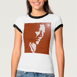 Camiseta T-shirt de Obama